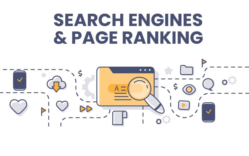 Search Engines And Page Ranking