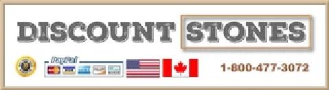 Discount Stones Siding Veneer Logo
