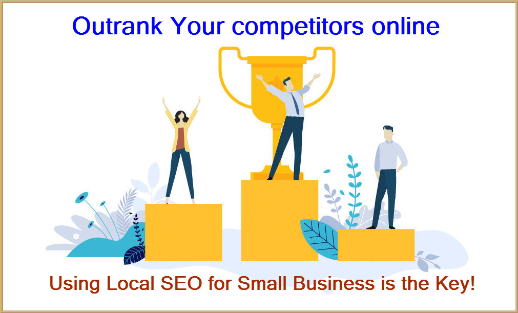 Outrank Your Competitors Online